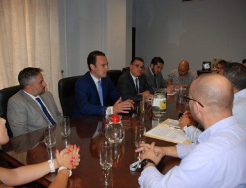 Laqgħa mas-Segretarju Parlamentari Onor. Clifton Grima