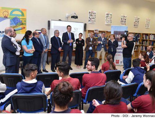 150 student tas-sekondarja jsiru jafu aktar dwar il-professjoni tal-ġurnaliżmu sportiv