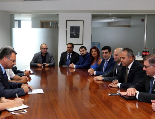 Malta Sports Journalists put forward suggestions to Opposition