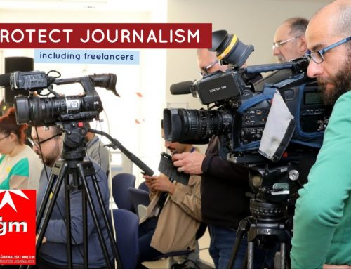 Measures taken by Governments in aid of journalists