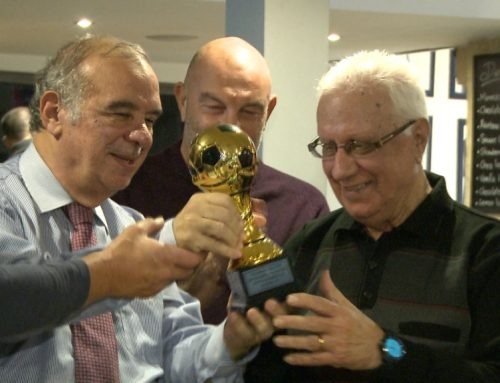 Veteran Maltese Sports Journalist Mario Meli turns 80