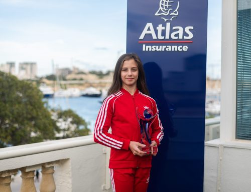 Atlas Youth Athlete of the Month: 14 year old Gymnast claims last award for 2020