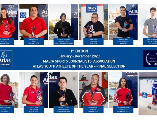 Atlas Youth Athlete of the Year 2020 – Voting launched on Facebook